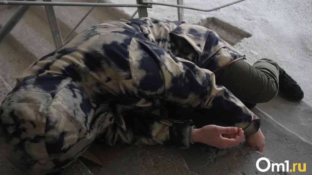 Омичи продолжают умирать прямо на улицах. За сутки прохожие нашли сразу четыре тела