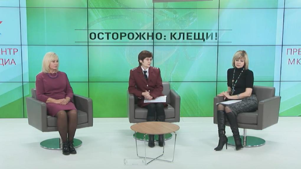 В Омской области клещи покусали пятерых школьников