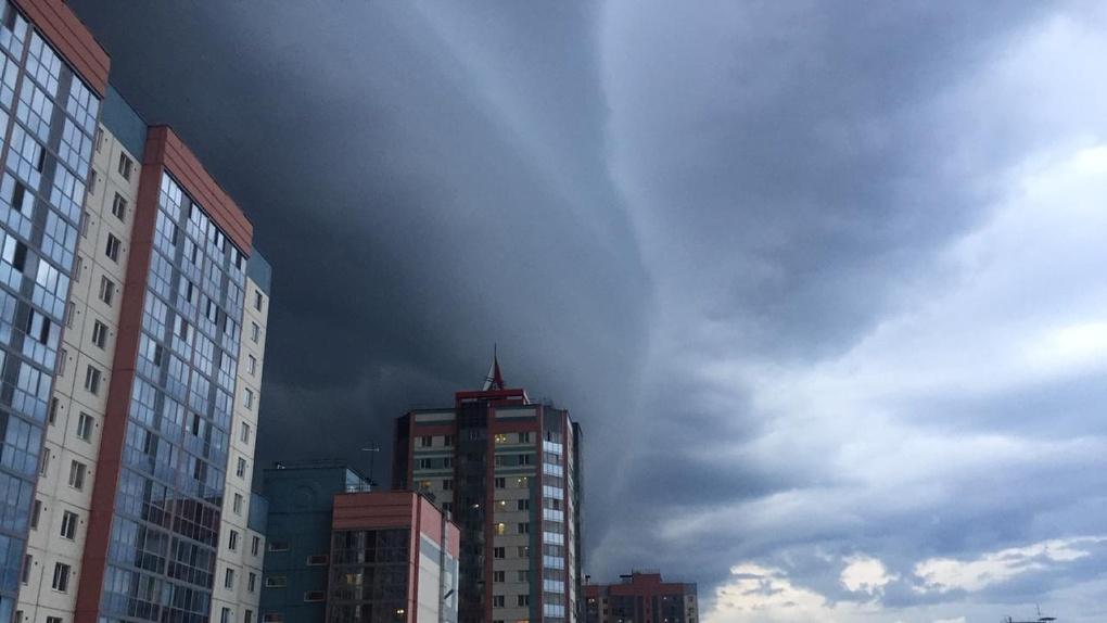 Погода не радует: холод и ливни надвигаются на Новосибирск