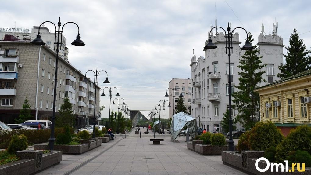 Омск попал в список самых грязных городов России по мнению самих жителей