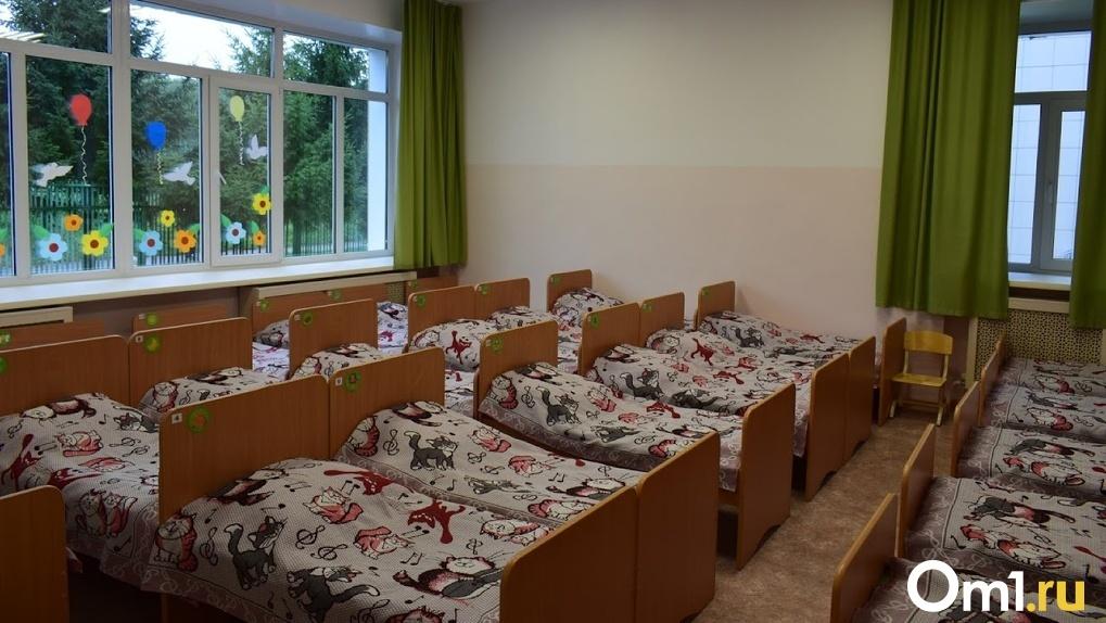 Детские сады и кафе хотят открыть в Омске уже 4 июня