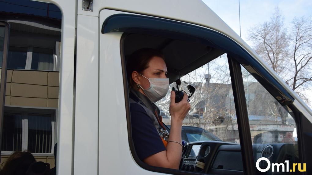 В 14 районах Омской области за сутки выросло количество заражённых COVID-19