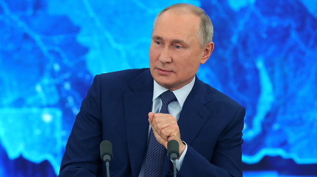 Пособия на детей, «пациент немецкой клиники» и коронавирус: итоги пресс-конференции Путина. Главное