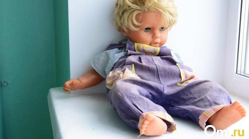 В Омской области нашли тело ребёнка