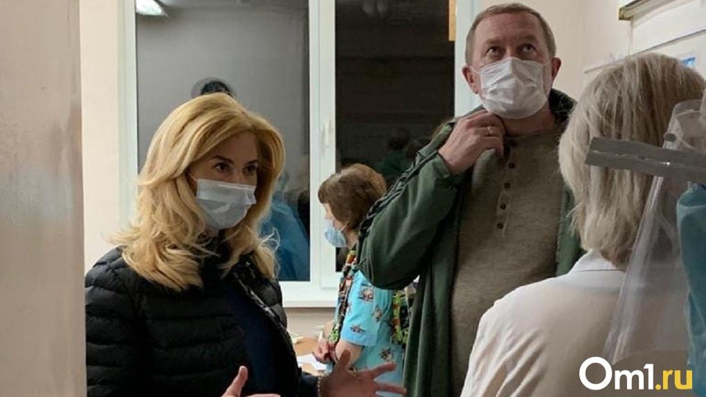 Глава регионального Минздрава заявила, что в омских больницах уже были случаи коронавируса