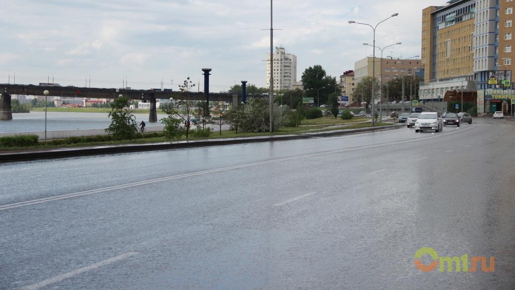 Дороги в Омске хуже, чем на Кавказе, но лучше, чем в Крыму