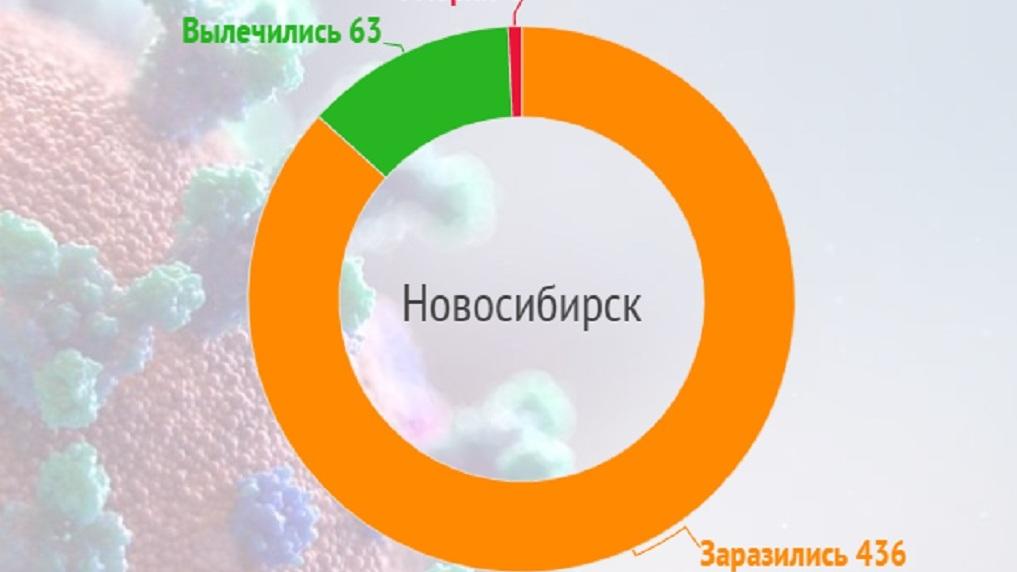 Коронавирус в мире, России и Новосибирске: актуальные данные на 29 апреля