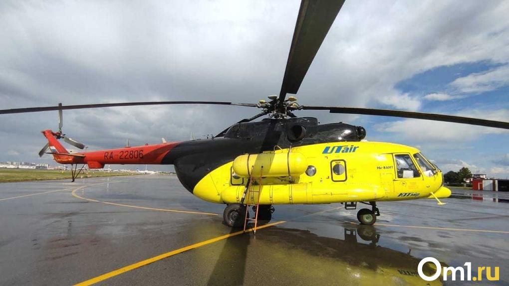 Жизни пациентов из отдалённых омских сёл спасают с помощью санитарной авиации