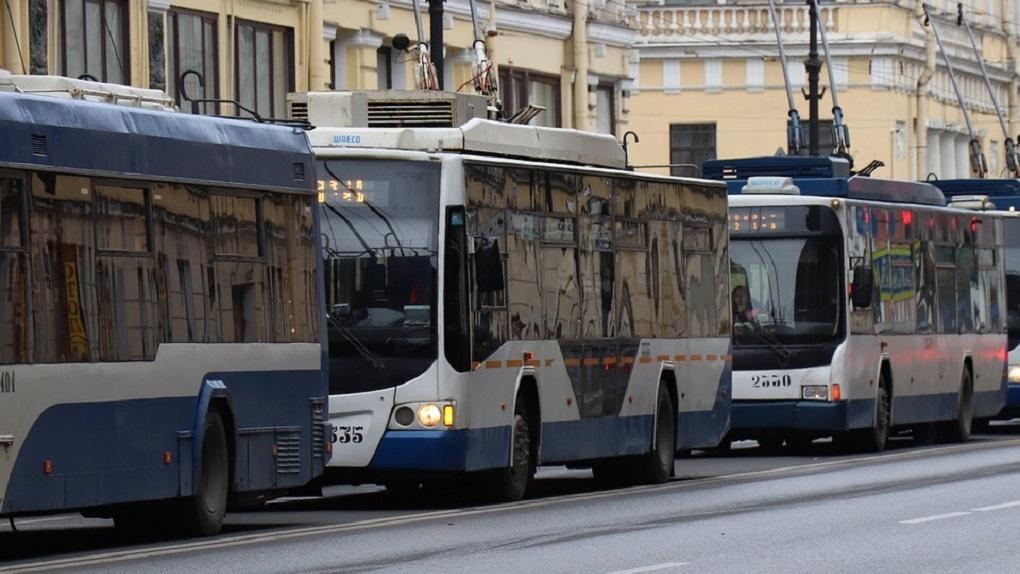 Омские троллейбусы вновь будут ездить «До Водников»