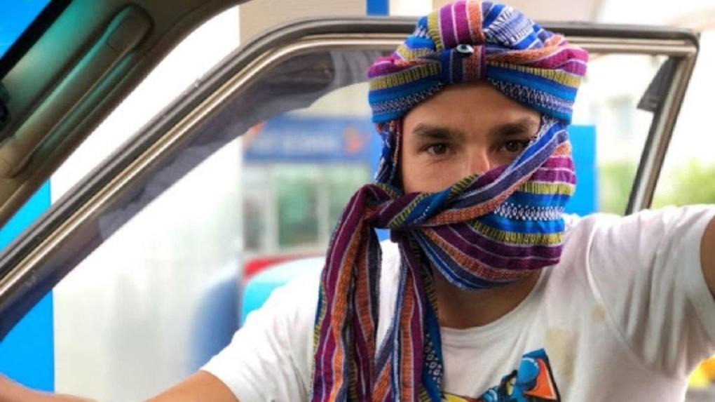 Новосибирского тревел-блогера оставили в СИЗО