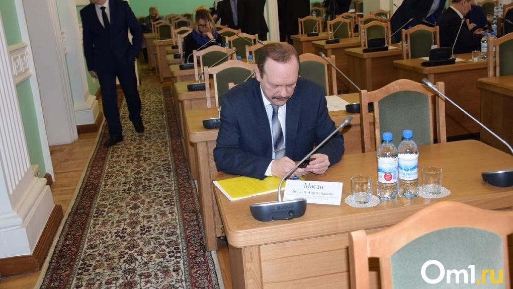 Вице-мэра Омска Богдана Масана отправили в колонию