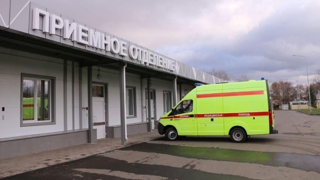 В госпитале Минобороны успели пролечиться уже 500 омичей. Гражданских тоже принимают