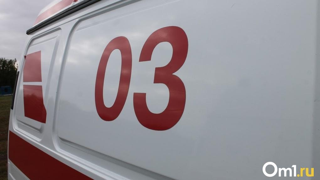 В Омске женщина повредила третьекласснице позвоночник