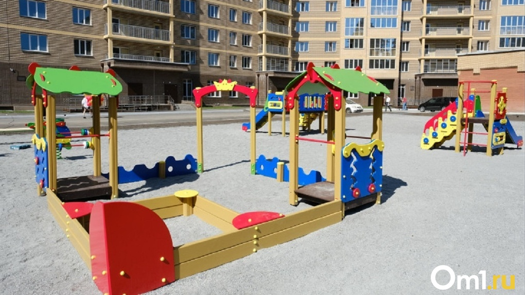 13 детских площадок установят в Новосибирске на сэкономленные в 2020 году деньги