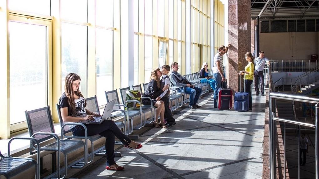 На омском автовокзале отменили рейсы в Тюмень и Астану