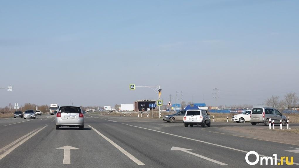Дорогу из Казахстана до Омской области могут сделать платной