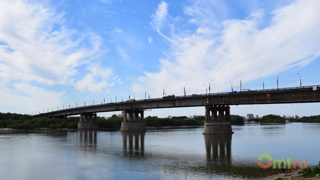 Омские чиновники рассчитывают на федеральные деньги для ремонта мостов