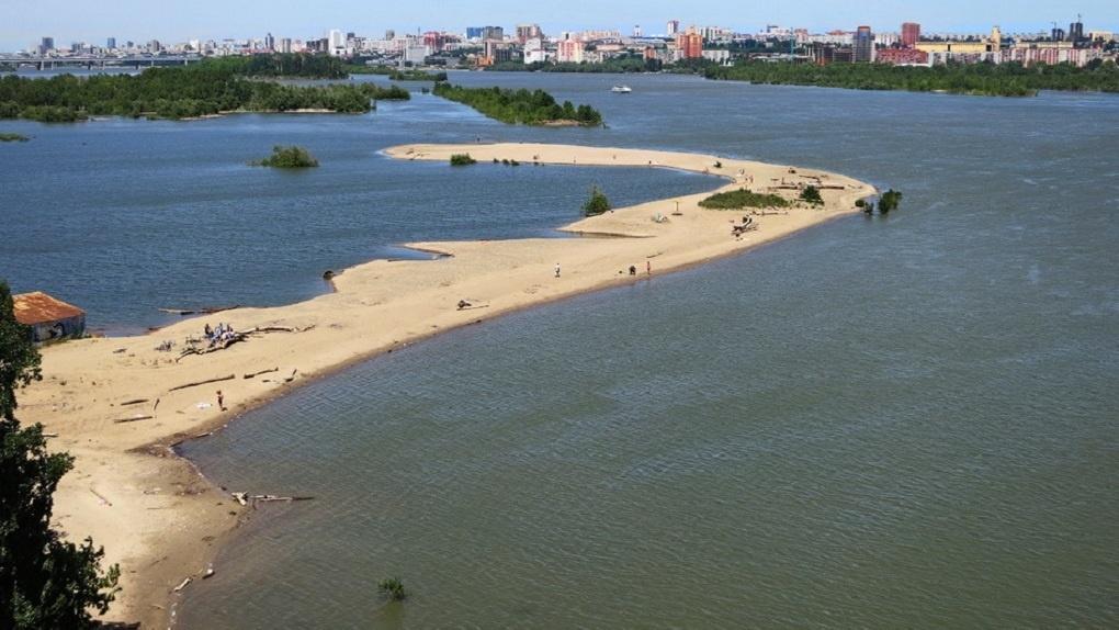 Новосибирские бизнесмен ищет инвесторов для развития Бугринского пляжа