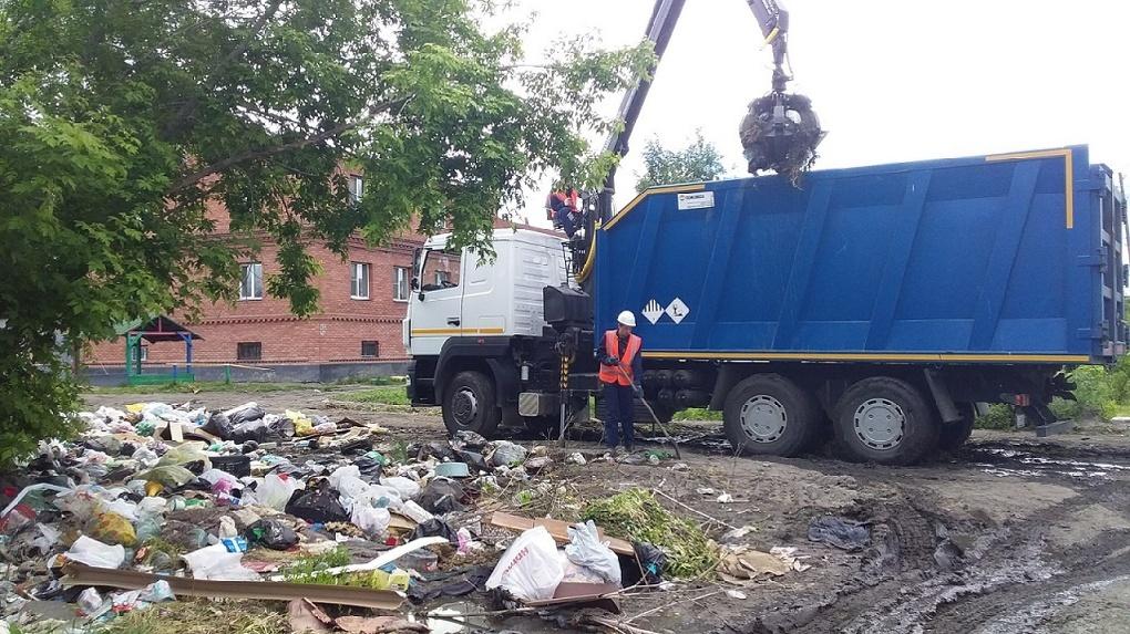 Экономящих на вывозе мусора предпринимателей ждут массовые суды и штрафы
