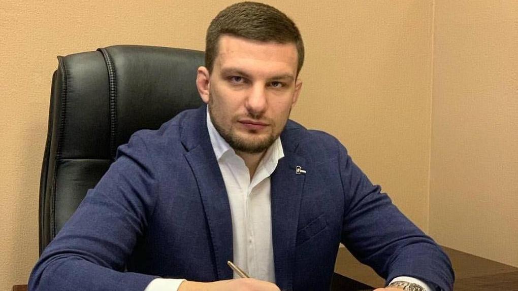 Заместителем министра спорта Омской области стал директор школы Шлеменко