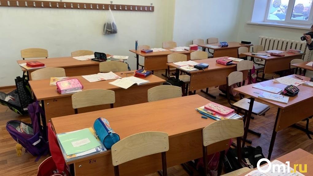 В этом году в омских школах станет на 15 тысяч учеников больше