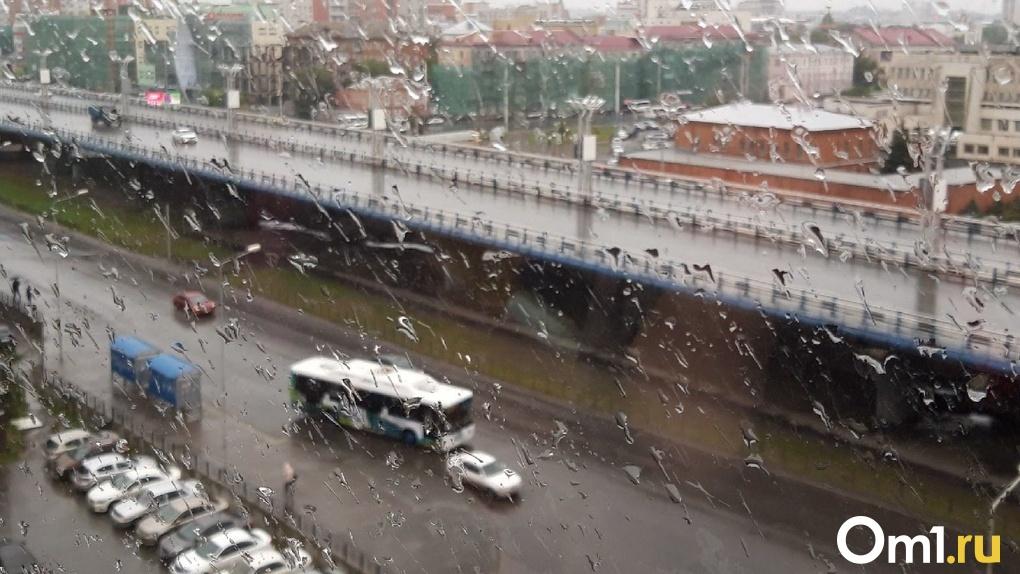 Сильный ветер, дождь и солнце: какая погода ждёт новосибирцев в ближайшую неделю