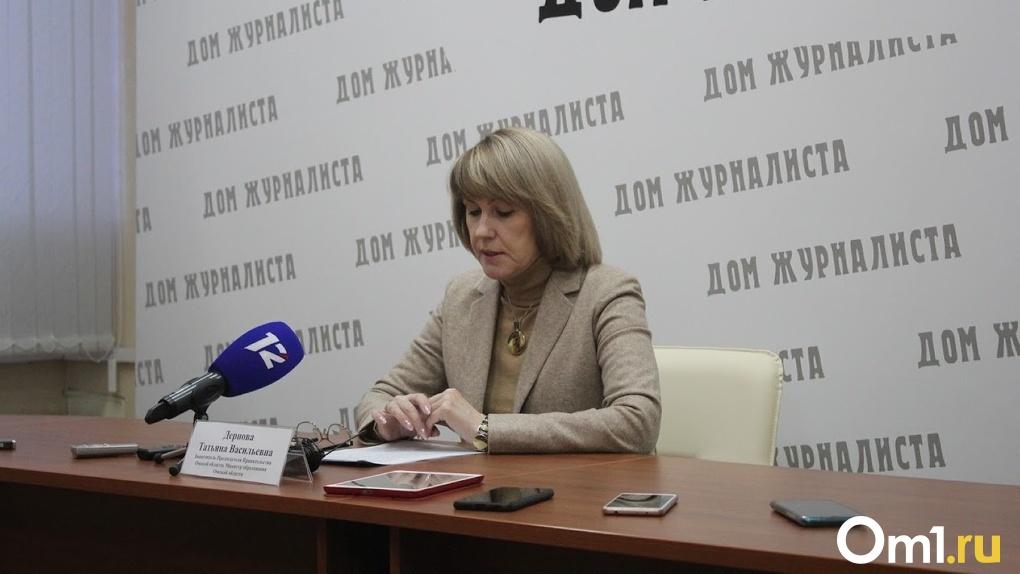 Омский министр образования рассказала об итогах ЕГЭ и начале учебного года в период пандемии COVID-19