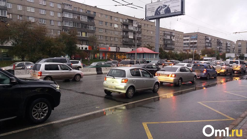 Новосибирск попал в ТОП-10 мирового рейтинга по самым большим пробкам