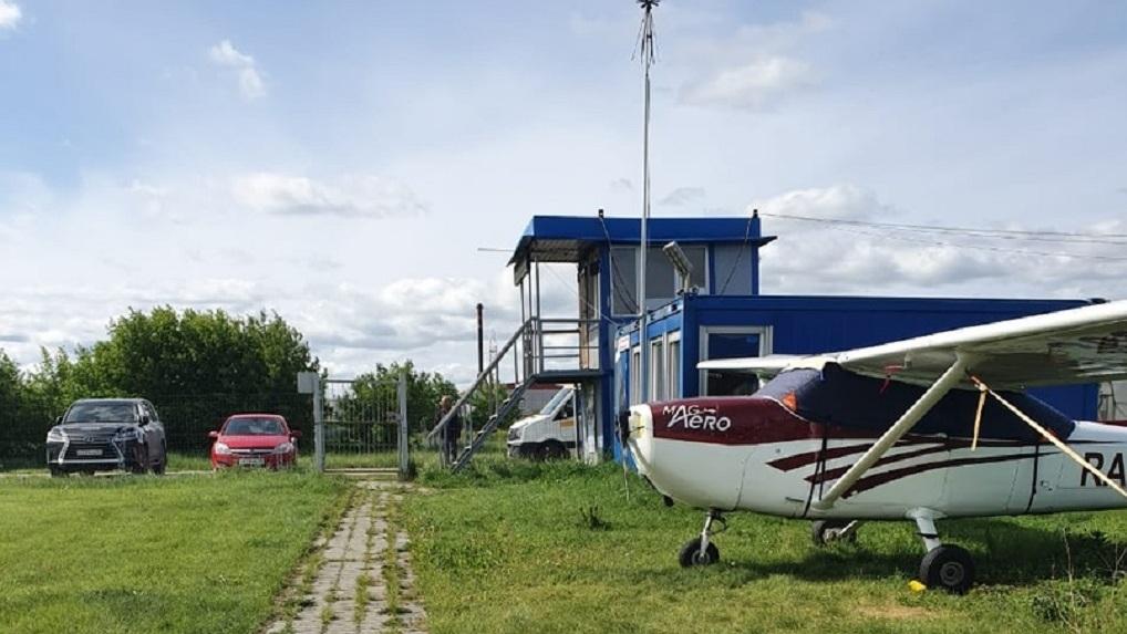 «Могло привести к трагедии»: на посадочной полосе вертолётов под Новосибирском обнаружили нарушения