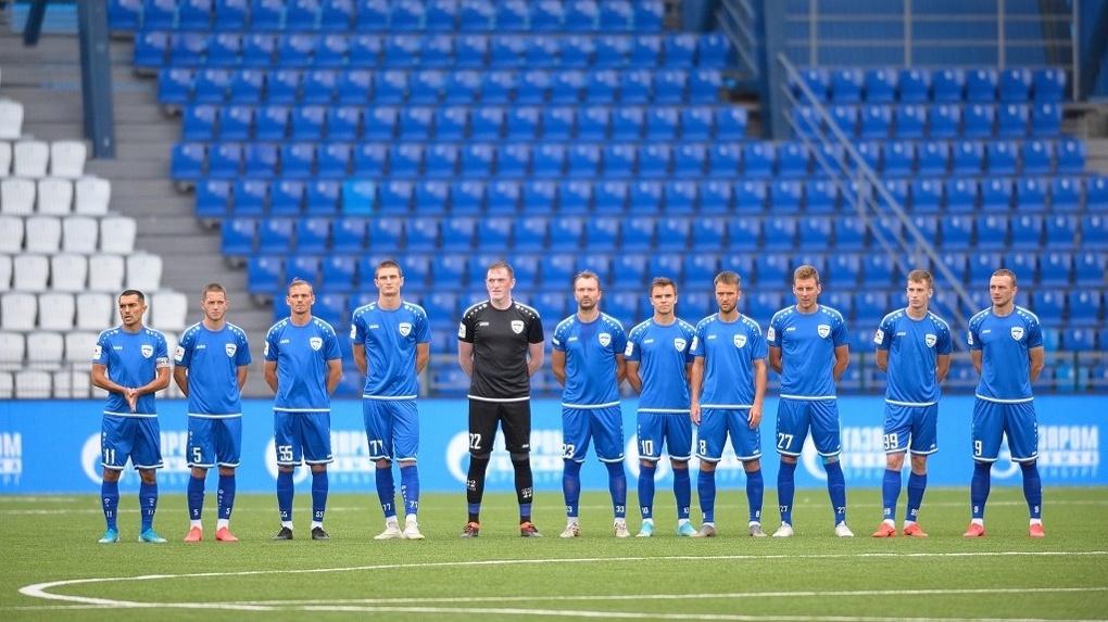 Футбольный клуб «Новосибирск» победил в матче с «Оренбургом-2»