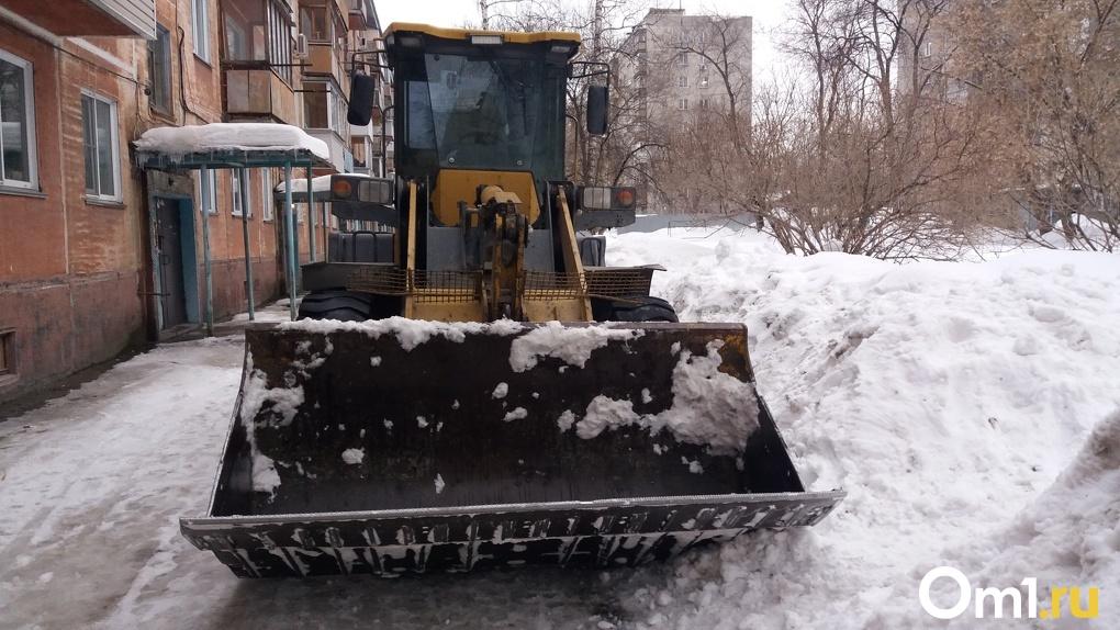 Мэр Новосибирска отменил «снежный» режим ЧС