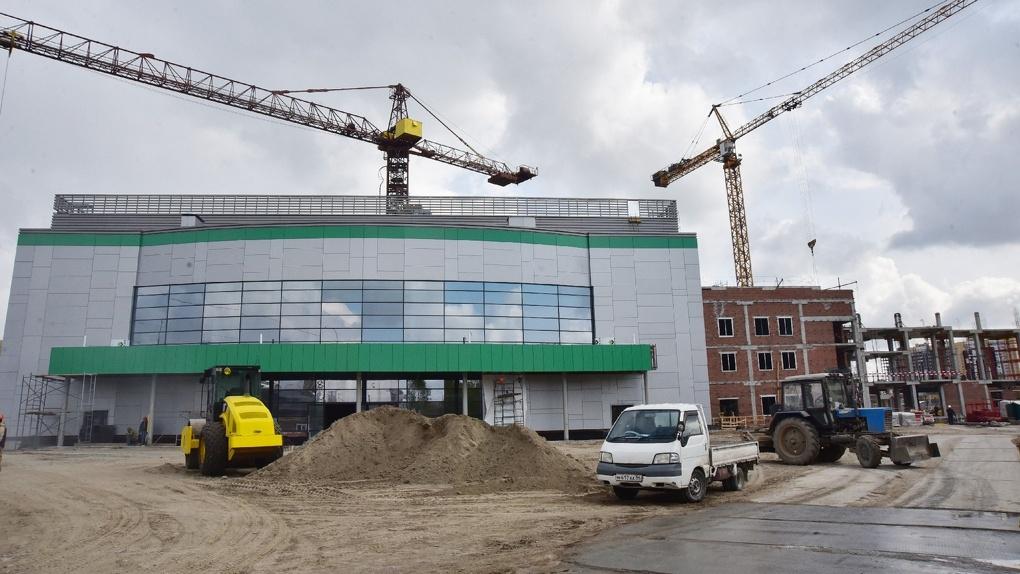 Более полумиллиарда рублей направят на строительство волейбольного центра в Новосибирске