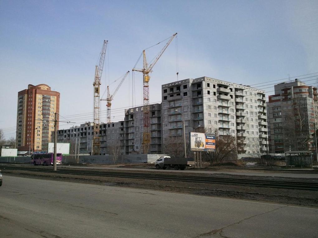 Омские застройщики срывают сроки сдачи новостроек