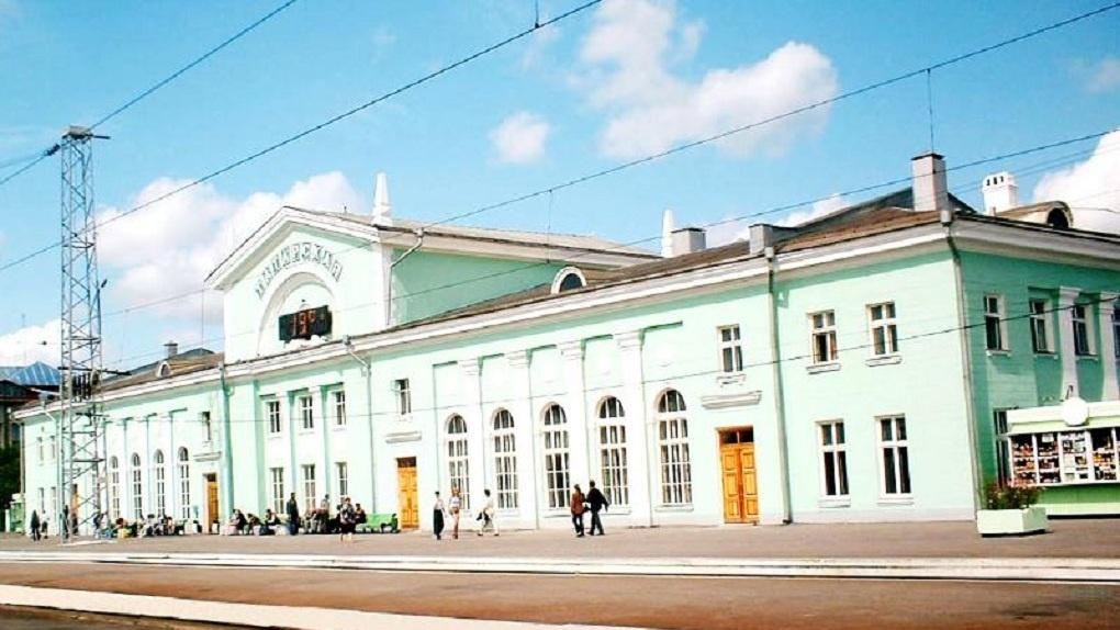 В Новосибирской области отремонтировали вокзал