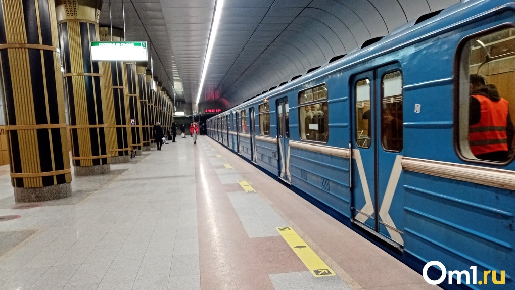 Новосибирский метрополитен сократил интервал движения между поездами