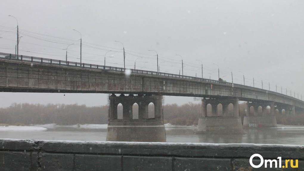 Стало известно, когда в Омске снова пойдёт снег. Осадков не ожидается целую неделю