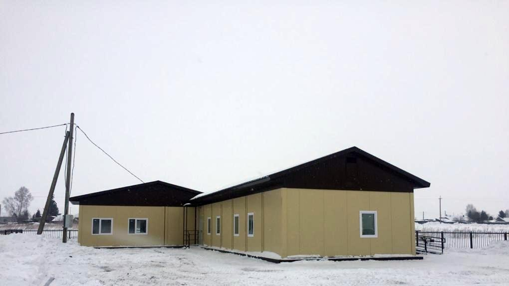 Более 40 фельдшерско-акушерских пунктов построят в Новосибирской области в 2020 году