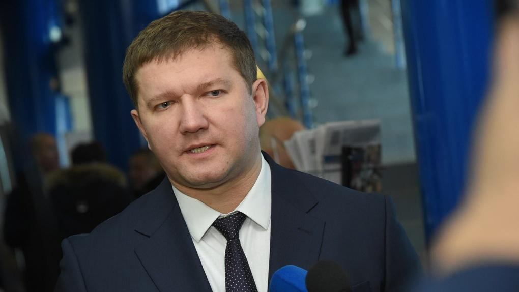 Министр Чекусов покинул пост главы Минсельхоза