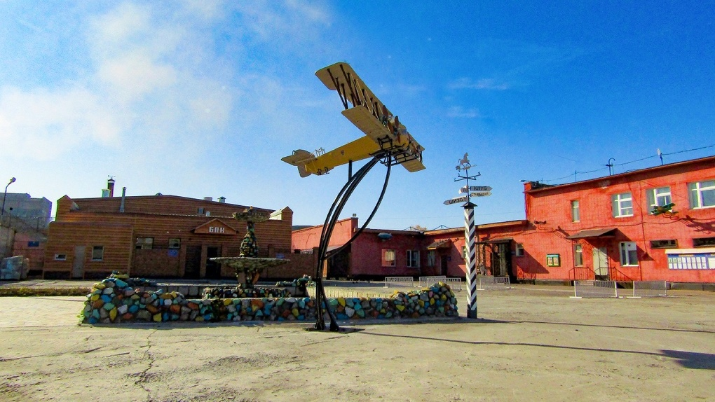 Новосибирские рецидивисты восстановили «Илью Муромца»