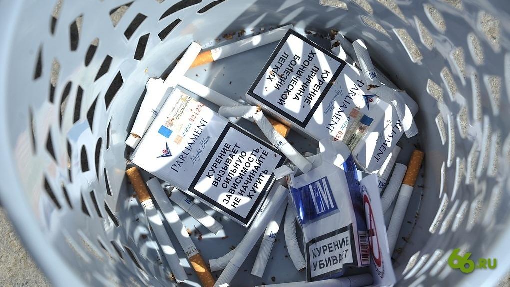 Минздрав убережет россиян от курения, подняв цены на сигареты