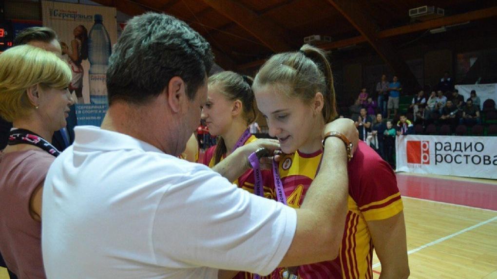Омские баскетболистки проиграли второй матч финала и получили серебро