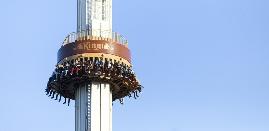 В омском парке 30-летия ВЛКСМ появится аттракцион «Башня свободного падения»