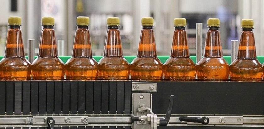 Из-за безденежья покупателей в Омской области упало производство пива