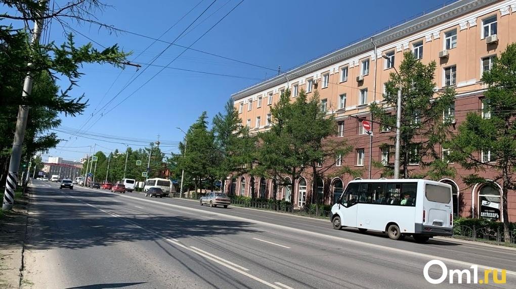 На день города по Омску поедет музыкальный автобус