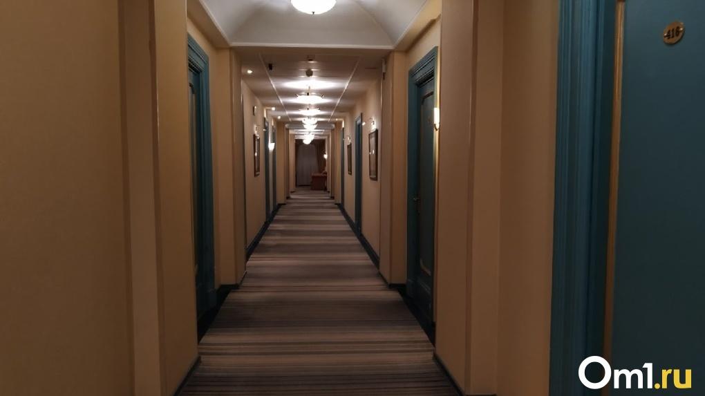 Стало известно, что произойдёт с омской муниципальной гостиницей «Иртыш»