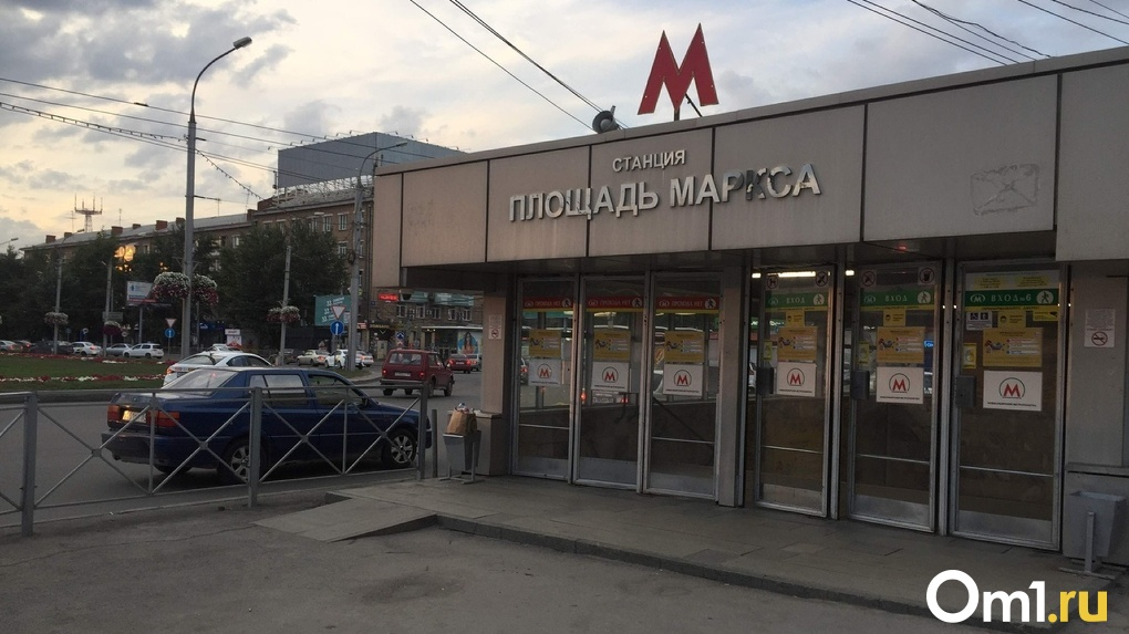 К самой загруженной новосибирской станции метро построят два новых входа