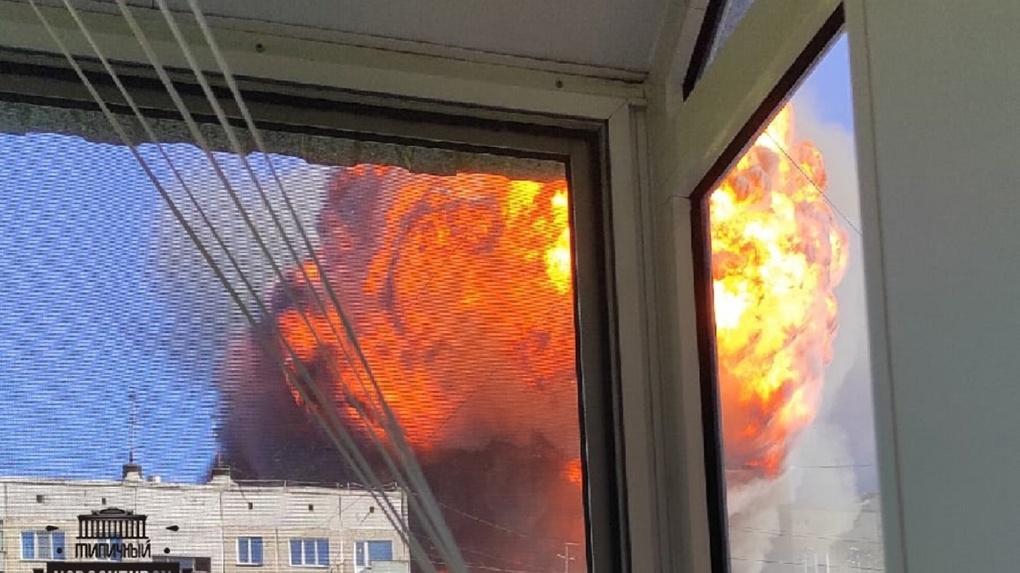 Названы имена пострадавших в страшном пожаре на новосибирской АГЗС: среди них оказались спасатели