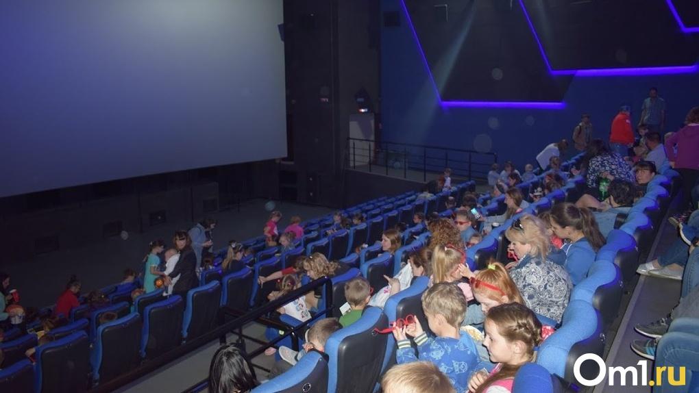 Стала известна дата открытия кинотеатров и театров в Омске