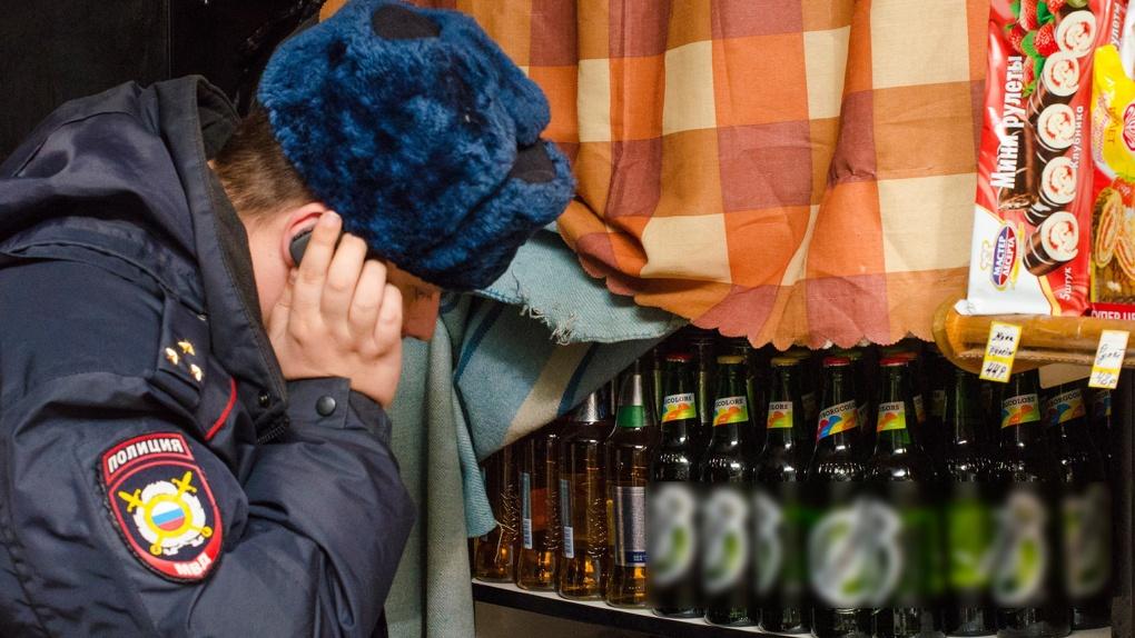 Омича осудили за незаконную реализацию алкоголя