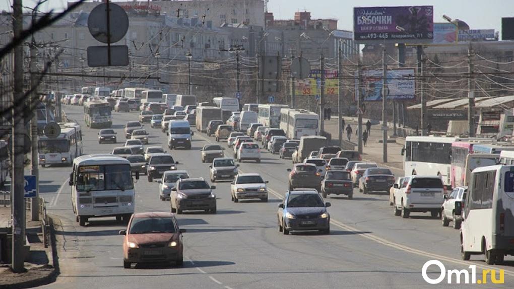 Омских таксистов блокируют за нарушение масочного режима